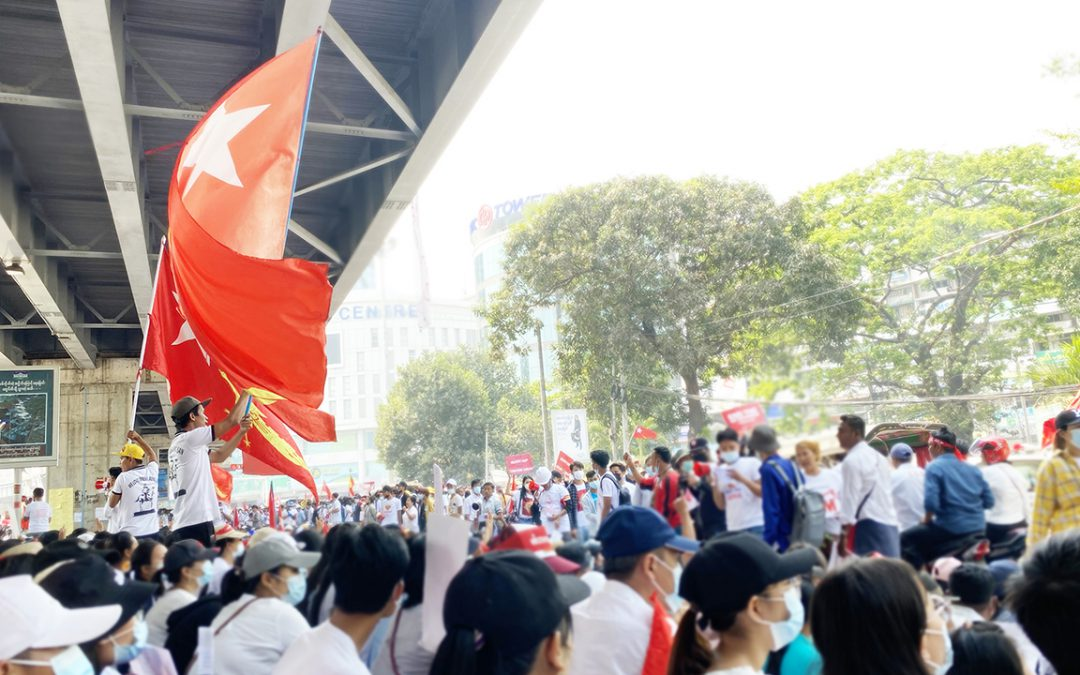 What's Happening in Myanmar